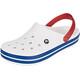 Crocs Crocband - Sandalias - azul/blanco